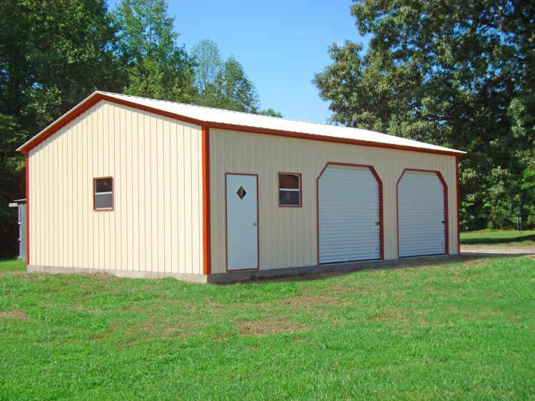 Metal garages massachusetts metal garage prices steel for Metal garage with living quarters