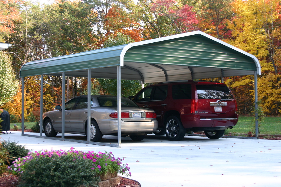 Metal Carports Steel