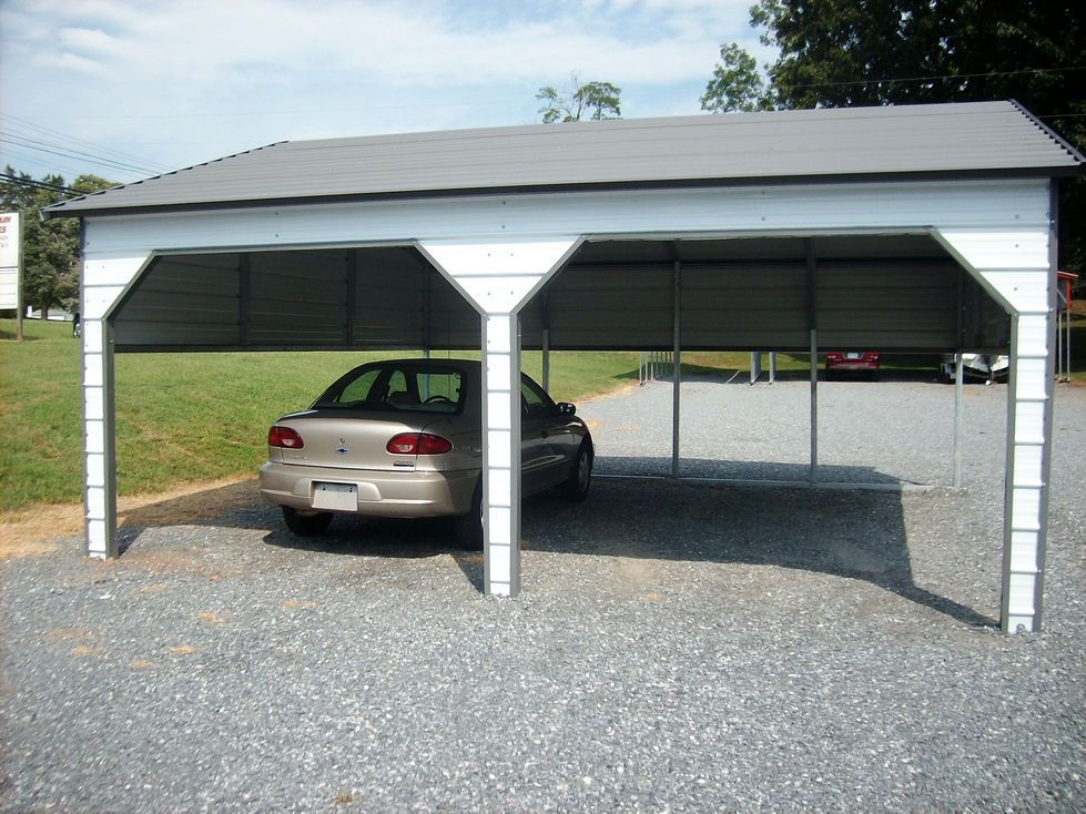 Side Entry Carports