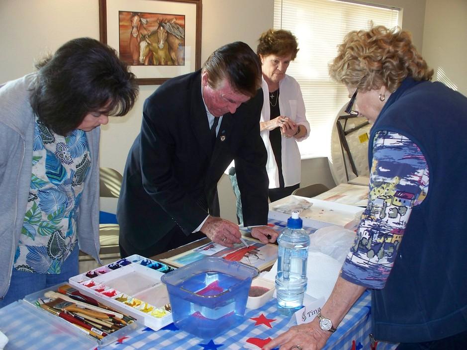 Star Harbor Watercolor Society 1 101 4547 CedarCreekLake.Online