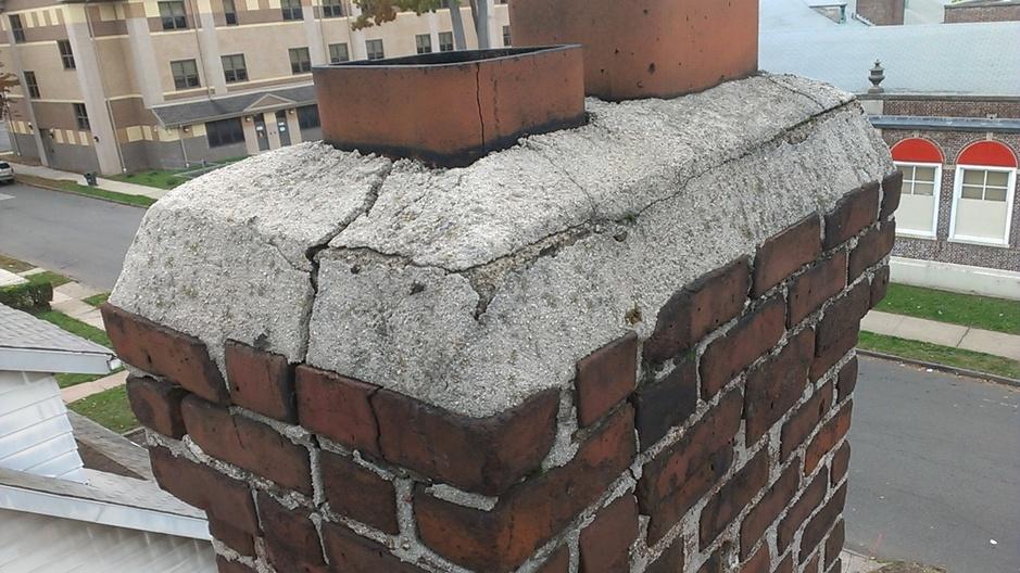 Chimney Repair Moristown NJ