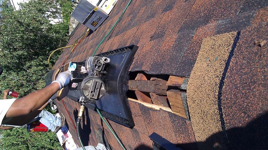 Roof Ventilation Morristown NJ