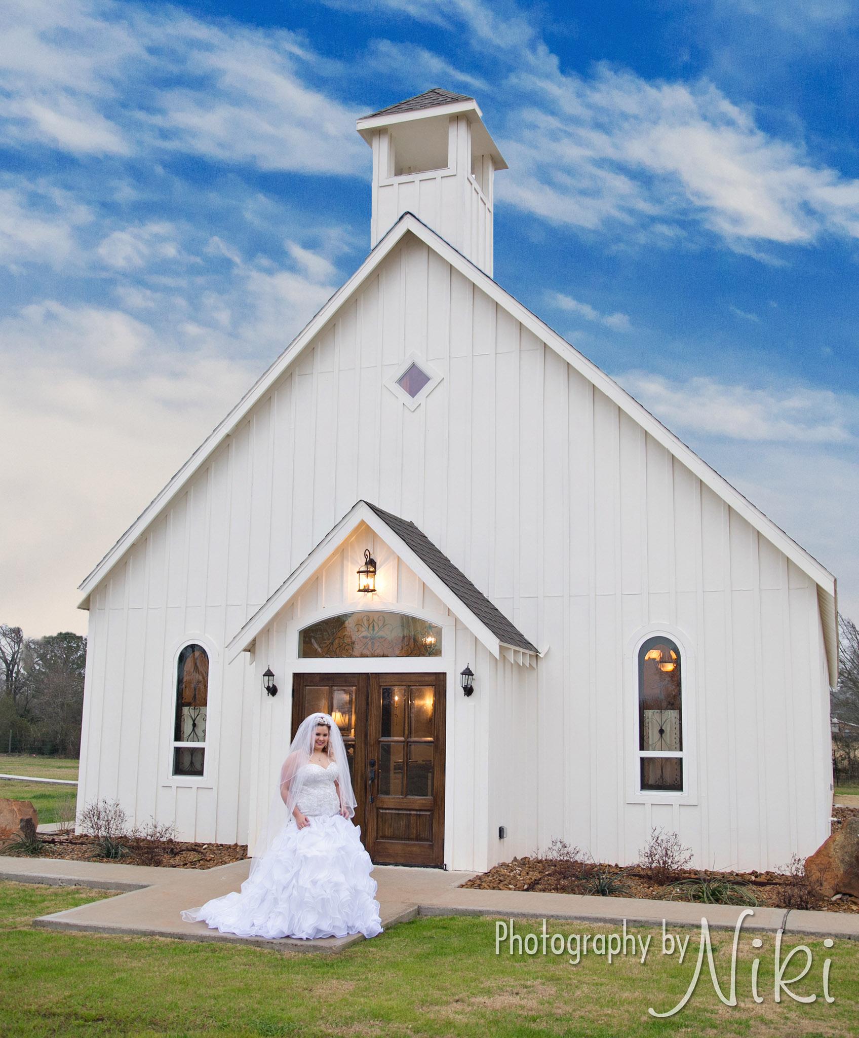 Barn Wedding & Chapel -Rustic Vintage In Houston, Conroe