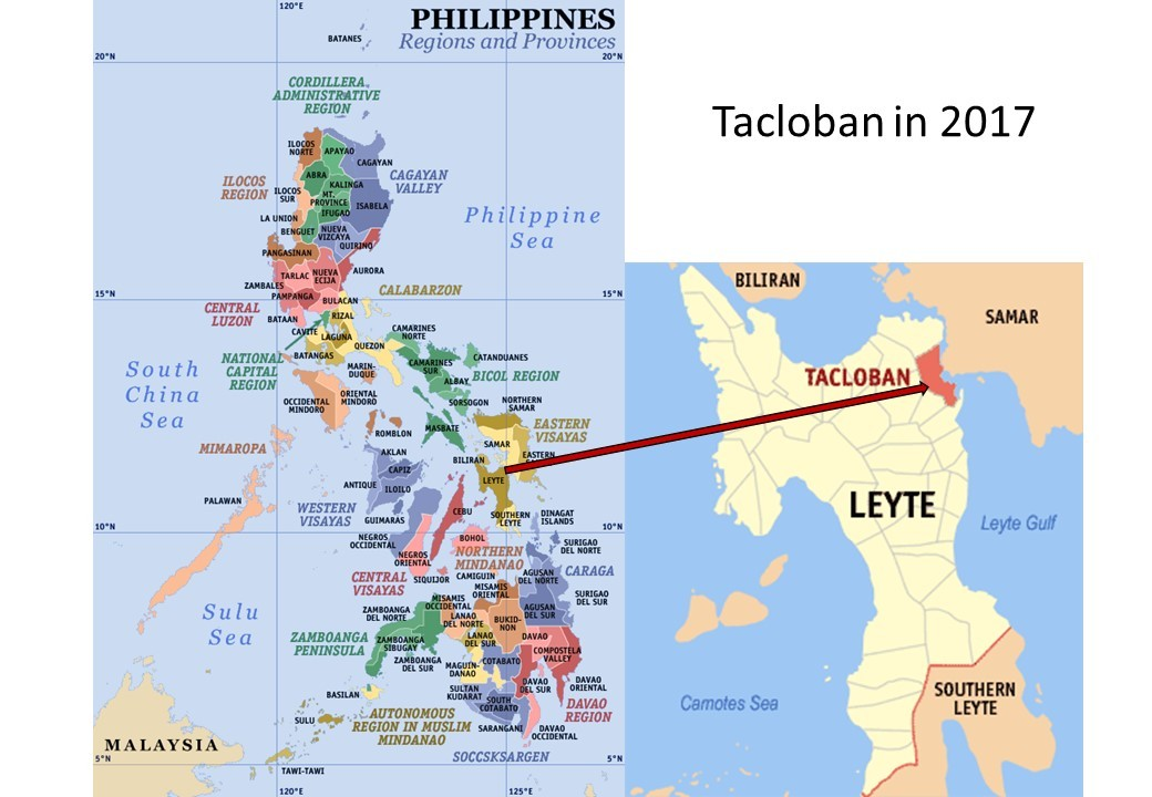 Map Of PI - Legazpi city map