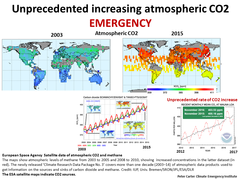 the effects of increased atmospheric co2 essay Palo alto, ca— trees and other plants help keep the planet cool, but rising levels of carbon dioxide in the atmosphere are turning down this global air conditioner according to a new study by researchers at the carnegie institution for science, in some regions more than a quarter of the warming from increased carbon dioxide is due to its.