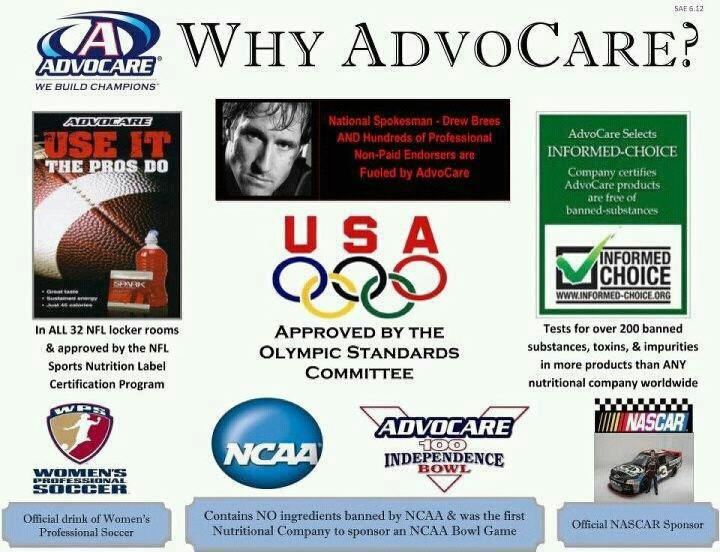 why advocare products are so effective Michelle bishop is the youngest diamond distributor in advocare, why is she so michelle bishop advocare again mentors are so effective because they.