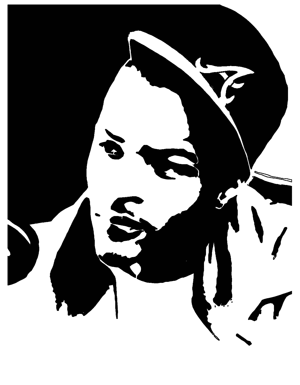 the gallery for gt ice cube stencil