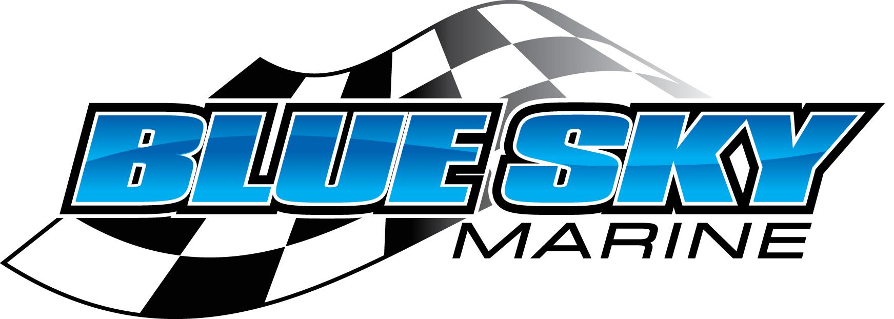10Blue Sky Marine logo