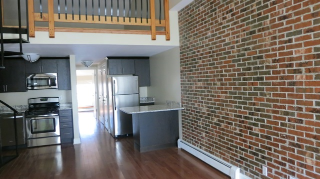 loft apartments Buffalo