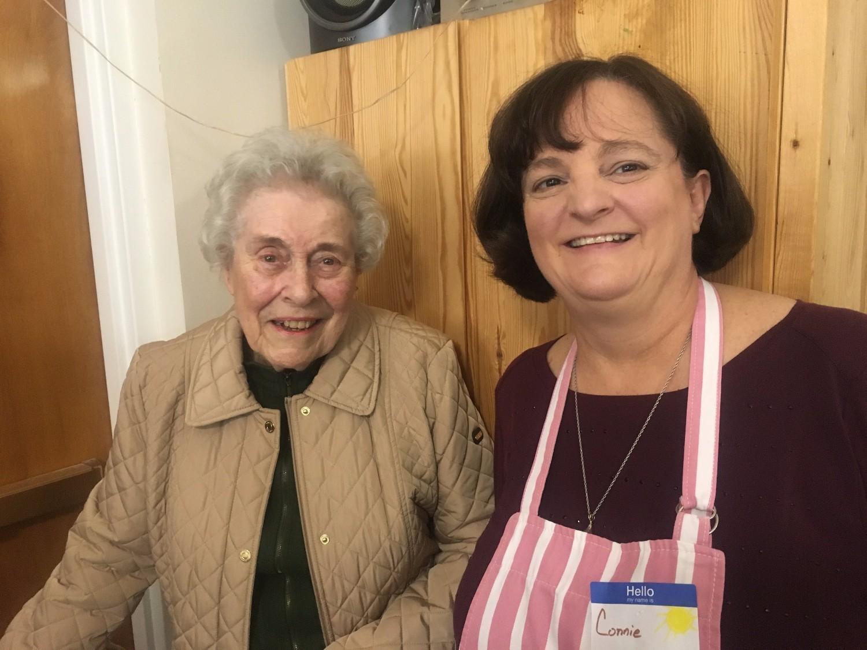 Charlotte Dreibelbis & Connie Nelson