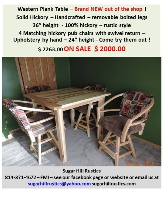 Specials   Sales