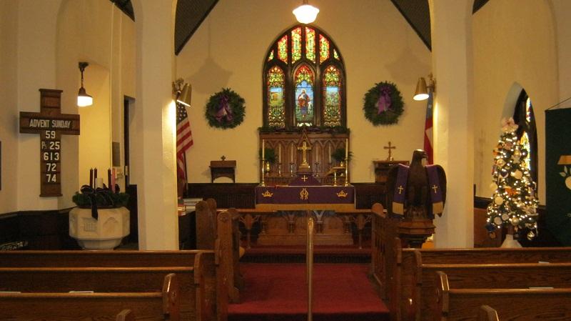 The Altar of Christ Church