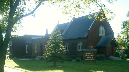 Christ Episcopal Church, Milbank, South Dakota