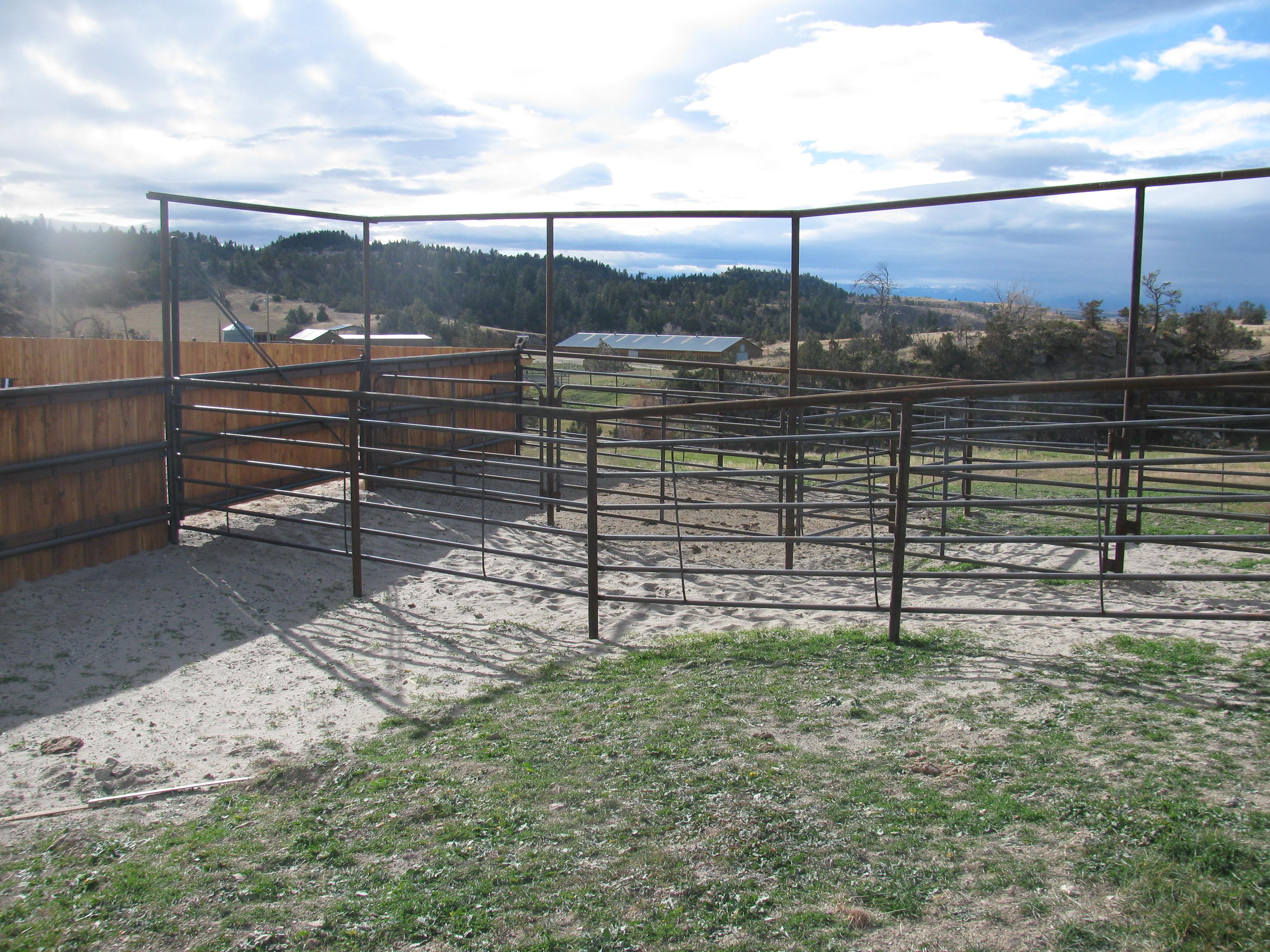 Crazy mountain fabrication custom gates livestock equipment we have moved baanklon Choice Image