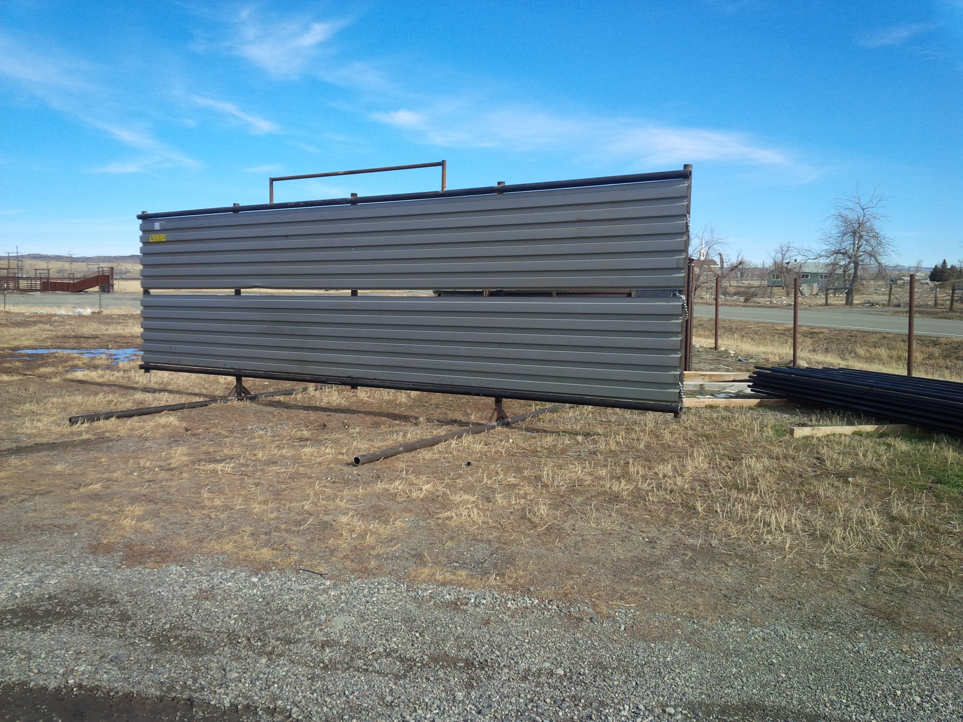 Windbreaks Cattle Guards Bumpers And Lumber Racks