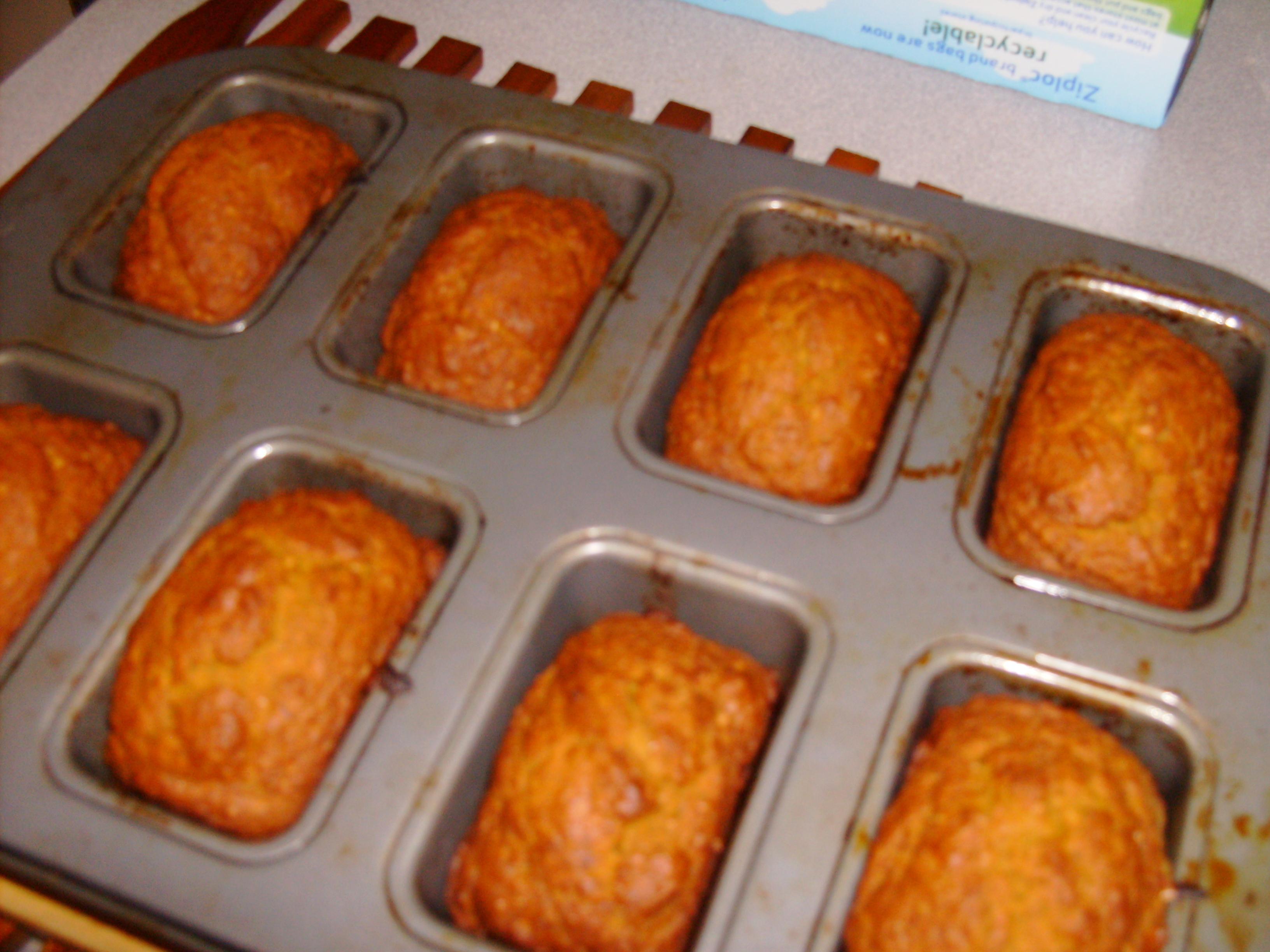 Zucchini Cake Dairy Free