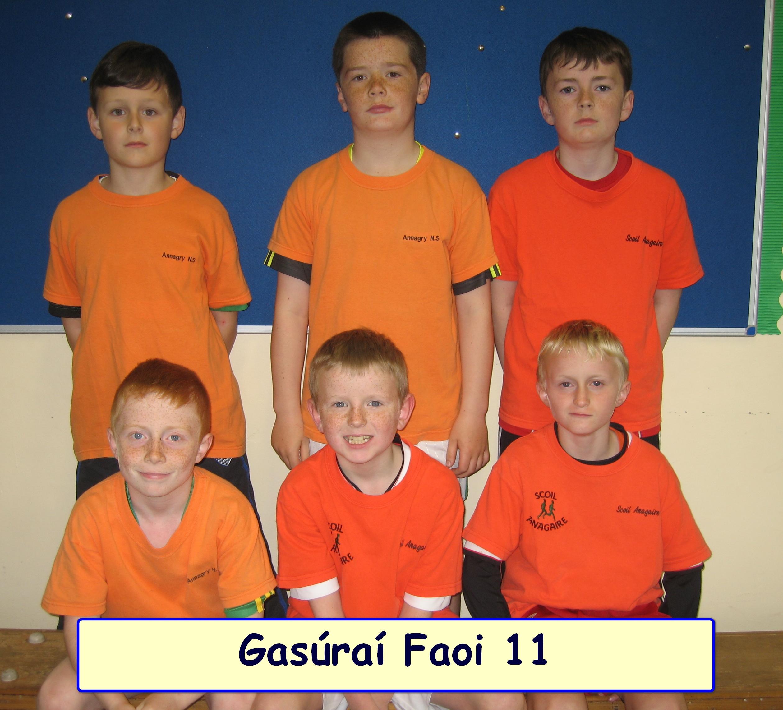 Gas Faoi 11