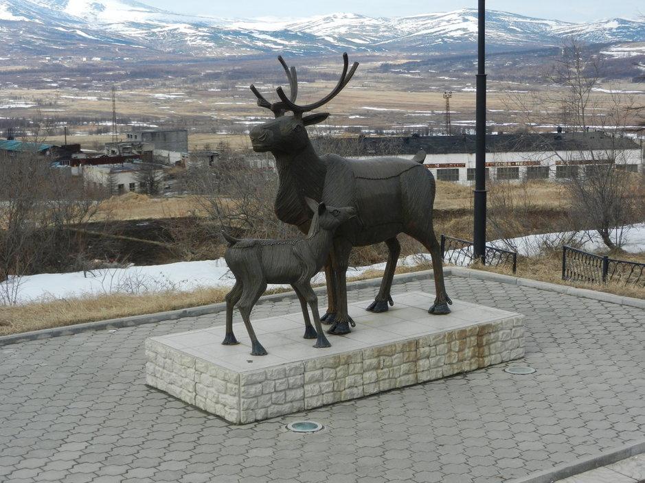 The Deers of Magadan
