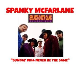 SL SPANKY MCFARLANE