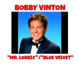 SL BOBBY VINTON