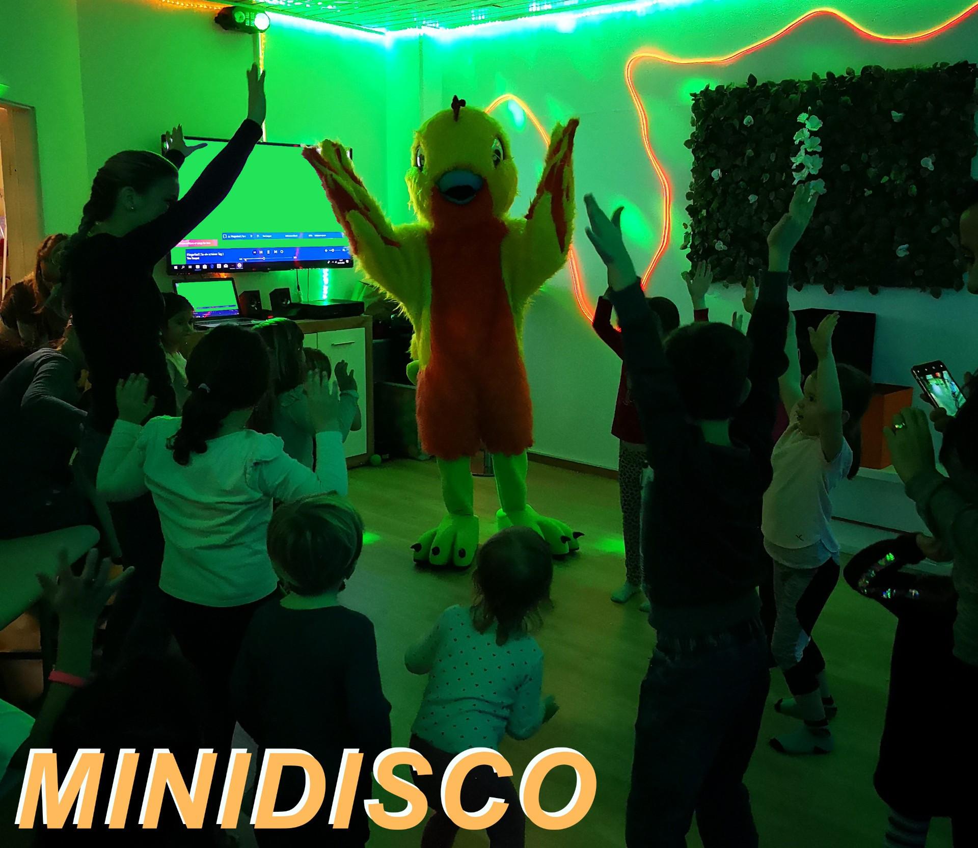 Minidisco 2020