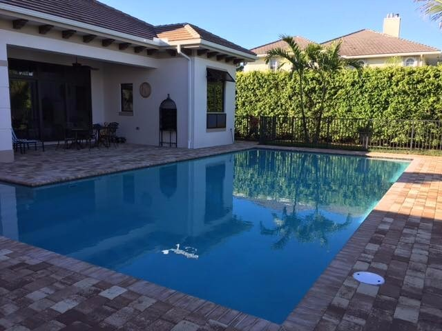 pool new
