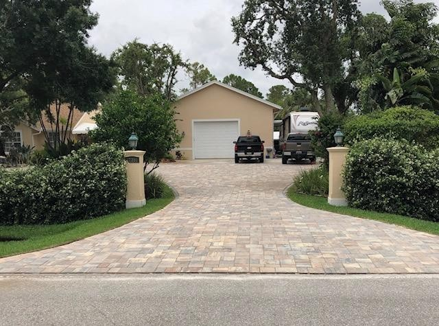 sykes driveway 1