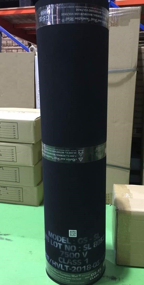 High Voltage Insulation Rubber Indonesia GS-SL