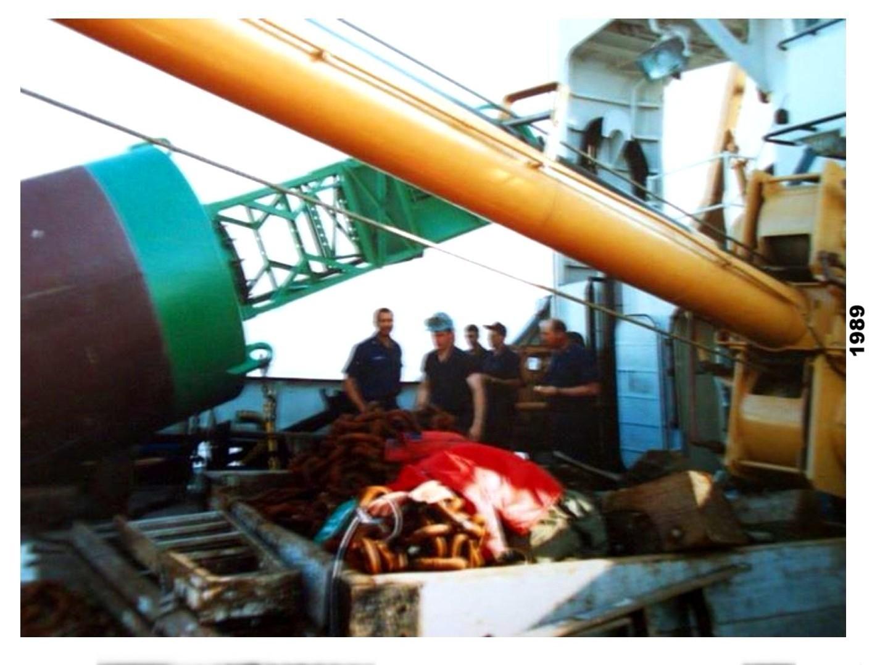 buoy deck cowslip 1989-