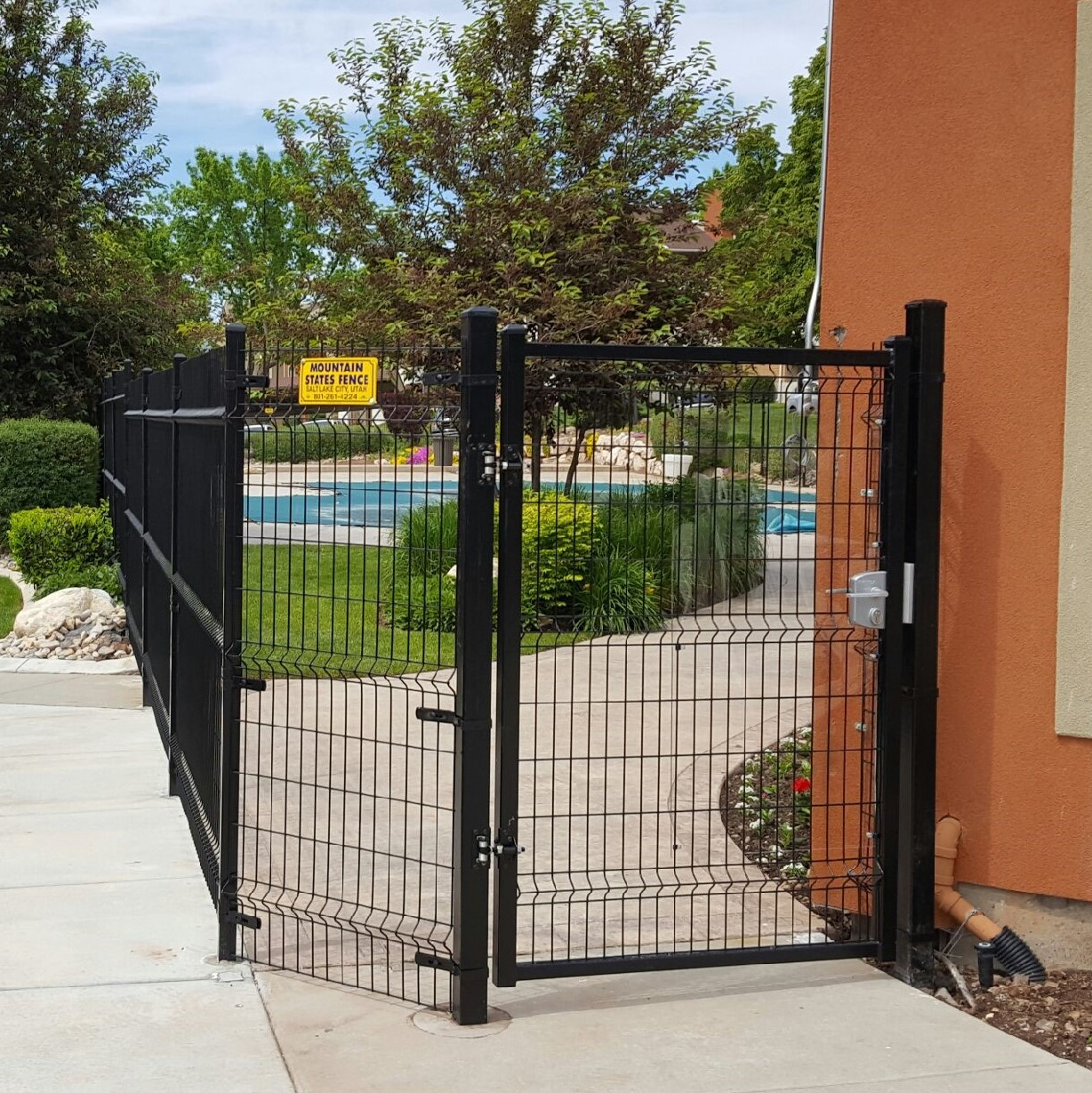 Pool Enclosure Gate