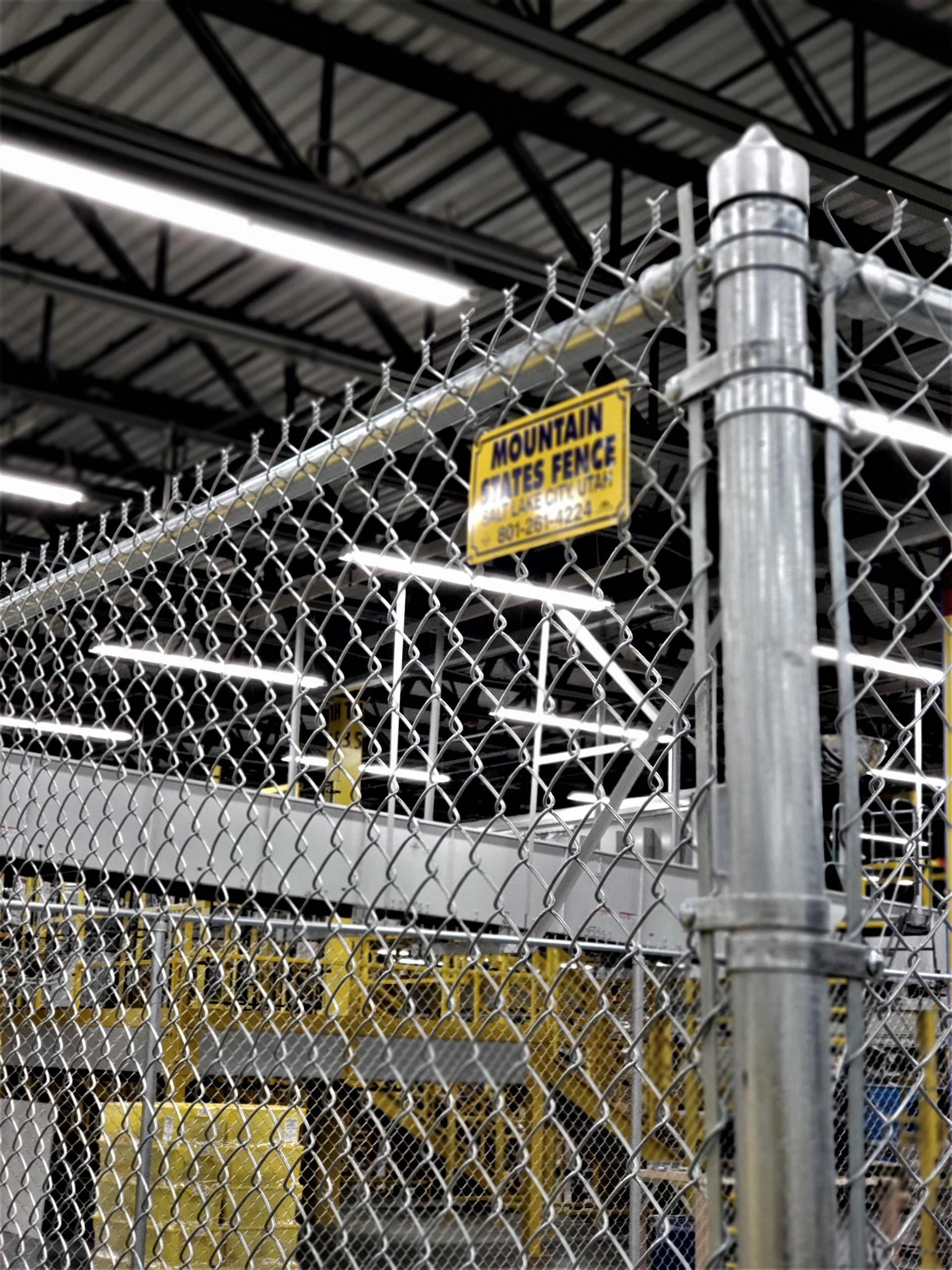 Interior Fence