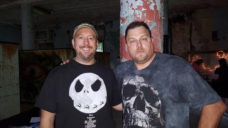 me and Eric altman