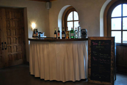 Western WI wedding bar service