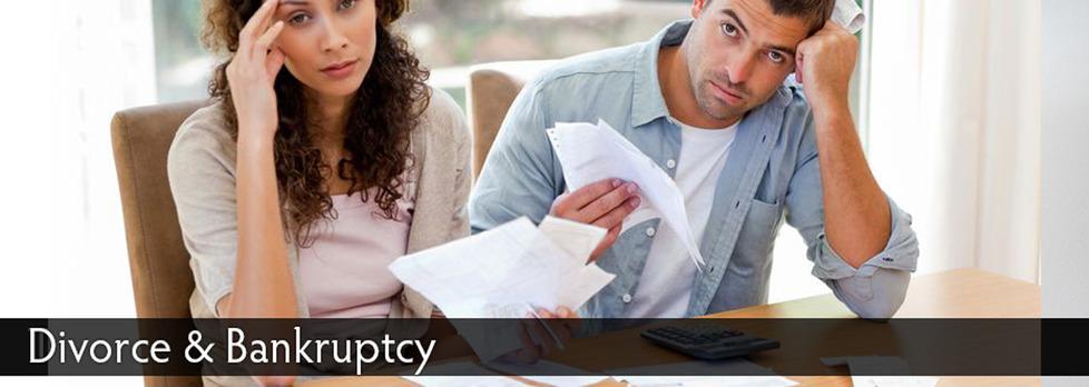 Bankruptcy for divorce