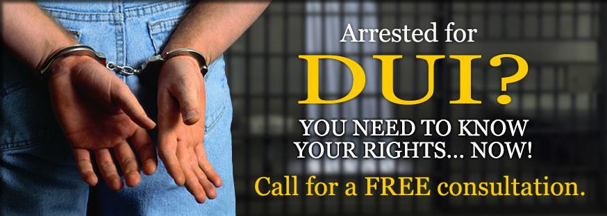 Sacramento DUI defense attorney