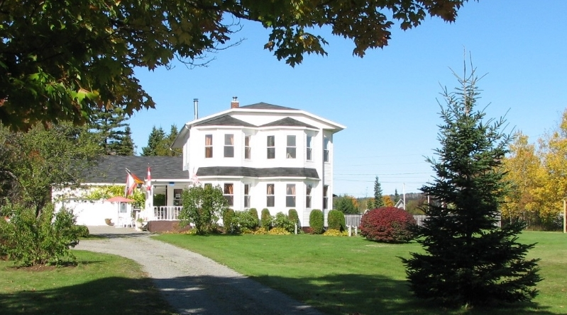 The Parrsboro Mansion Inn Parrsboro, Nova Scotia, Bed and Breakfast, Rooms, Reservations, Booking