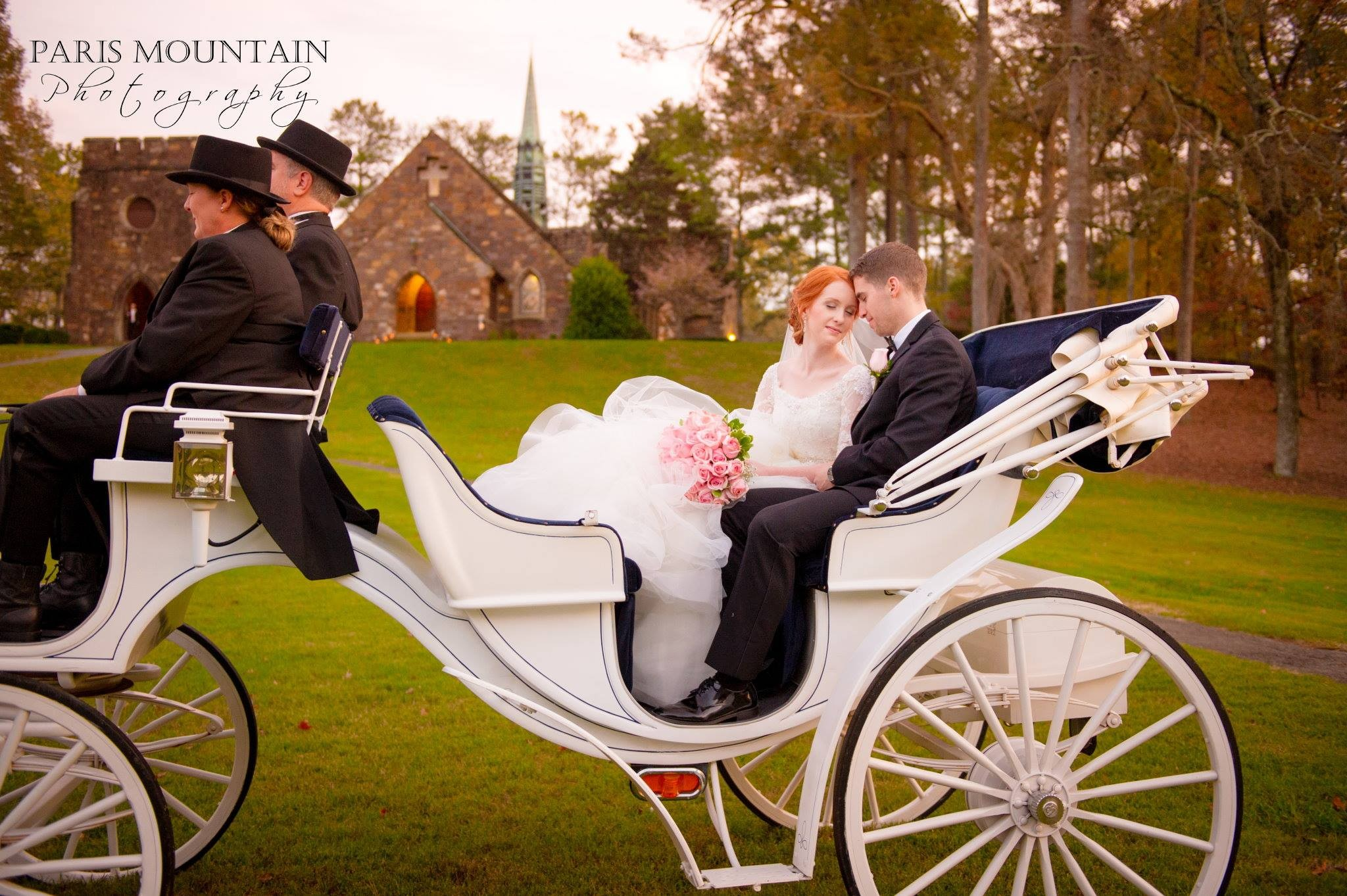 berry college wedding carriage 2