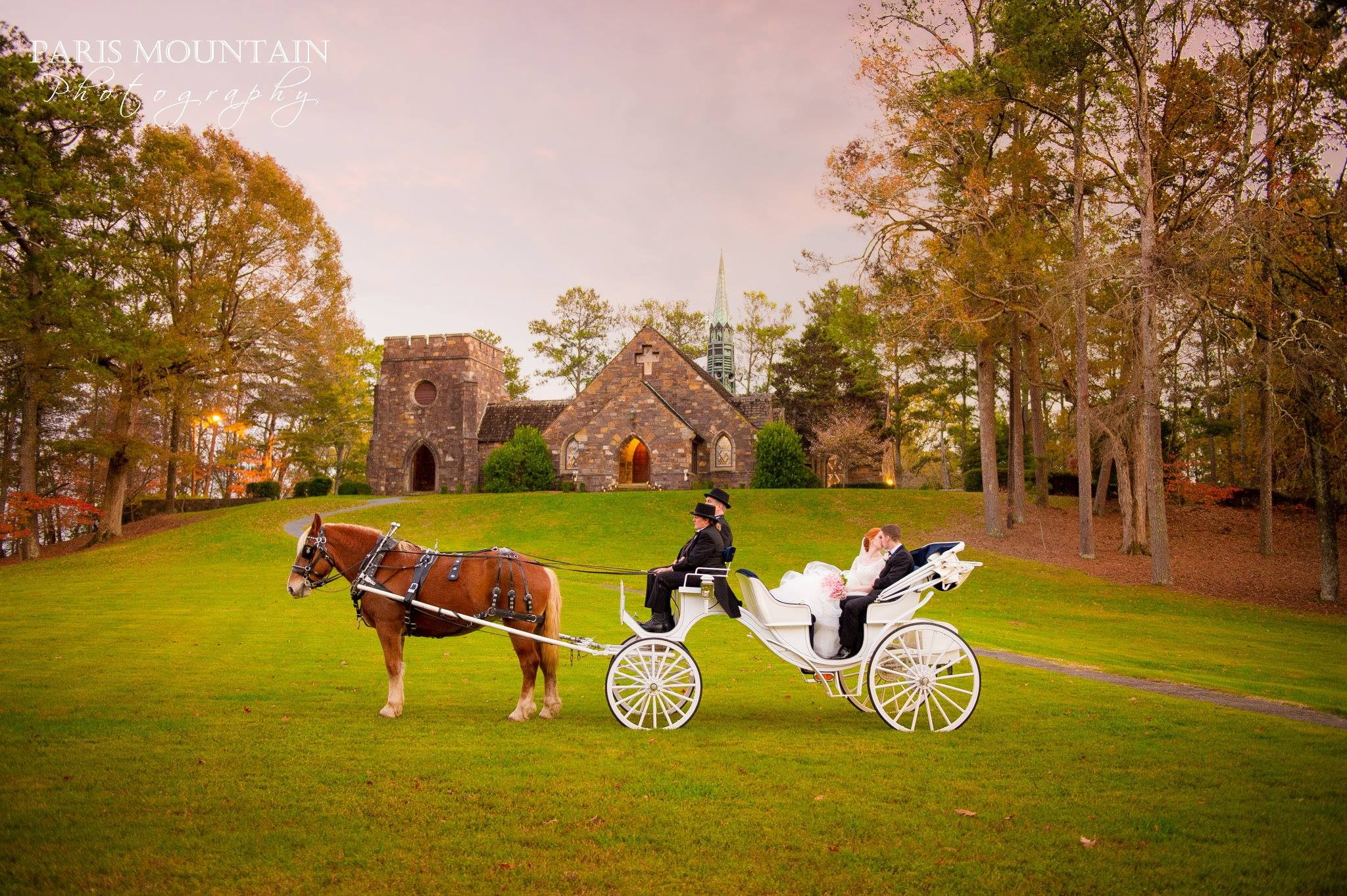 Berry college wedding 3