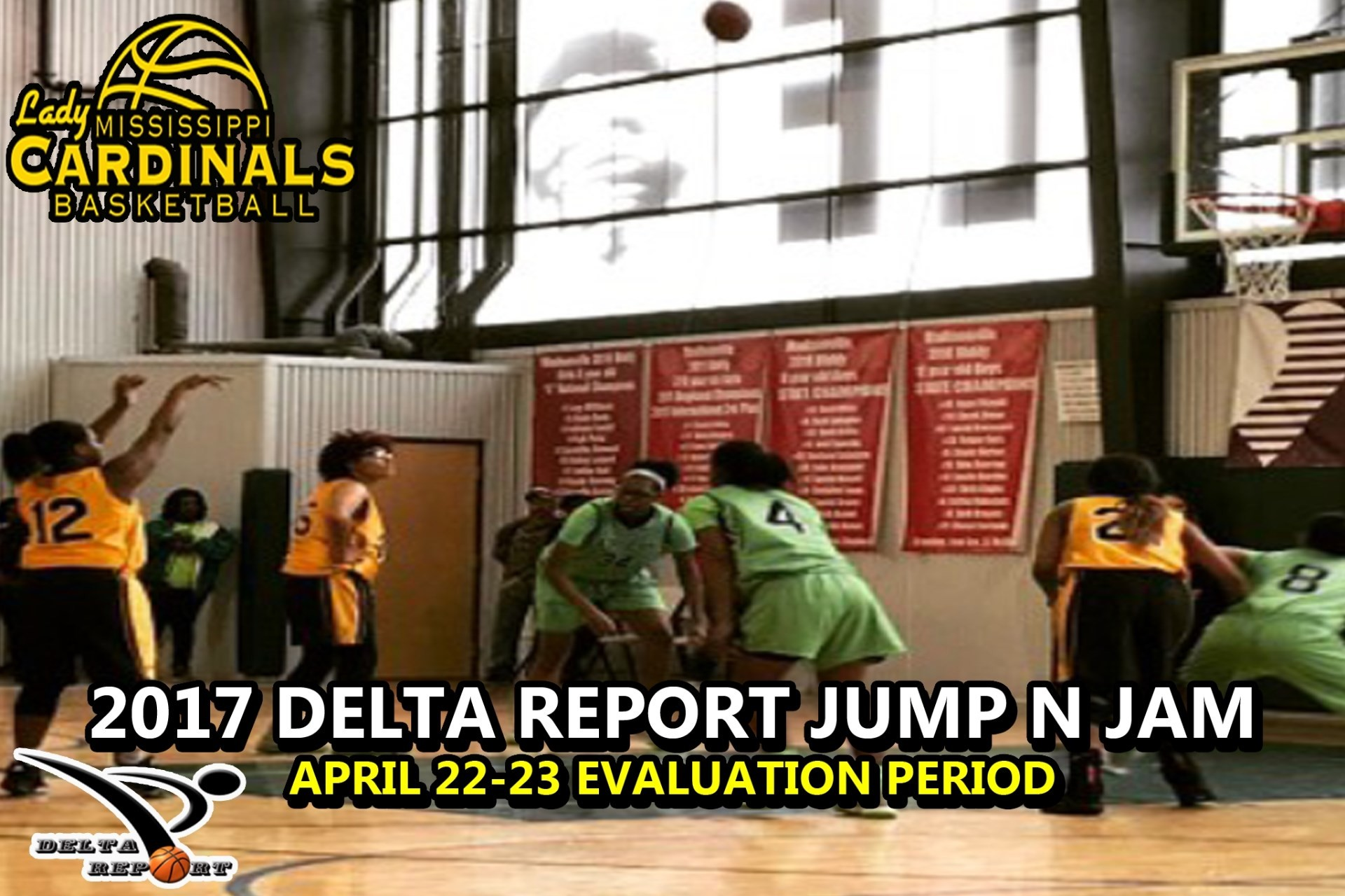 2017 MLC JUMP N JAM EVALUATION PERIOD