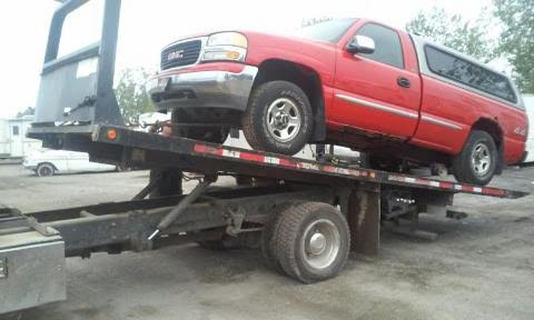 scrap car cash buyer Eastpointe junk towing for free