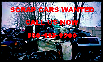 Warren Michigan salvage yard, auto broker, auto wrecker, junk yard, towing service