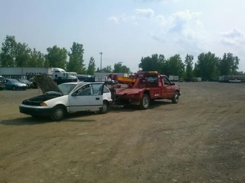 Scrap Car Removal Cash for Junk Cars Detroit Mi
