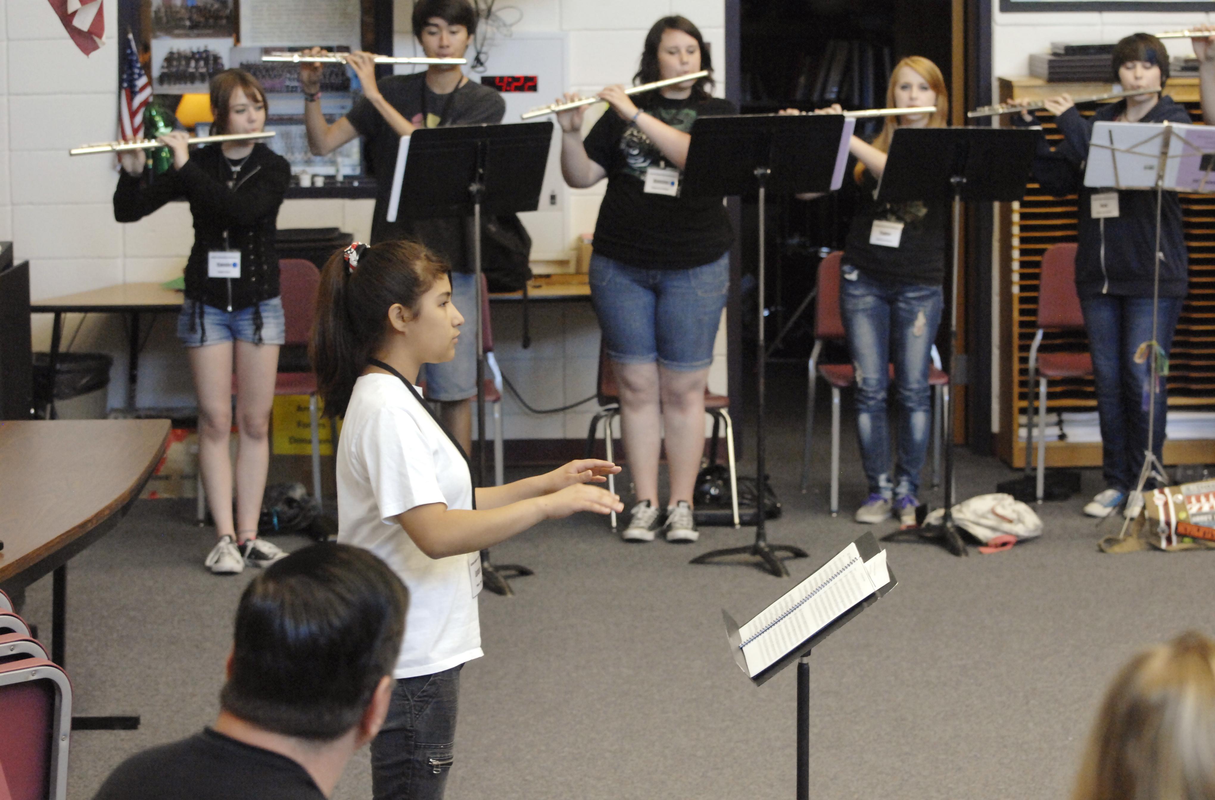 Conducting Practice