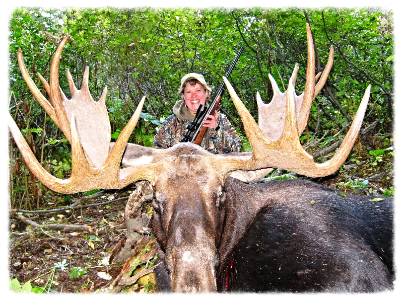 BC Moose Hunting Guide Outfitters