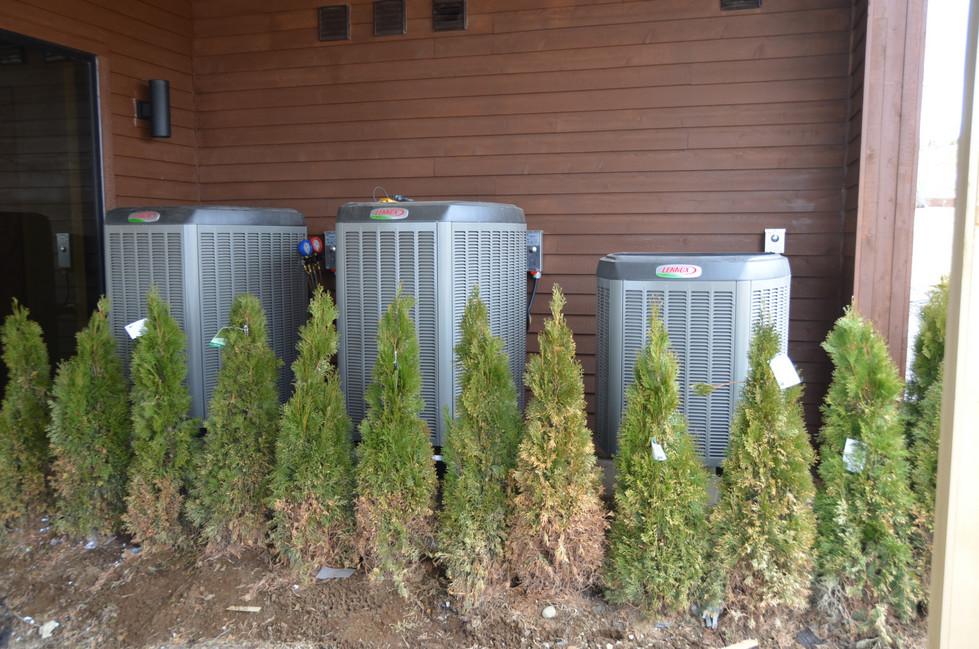 3 of 5 Heat Pumps in Lake Utopia