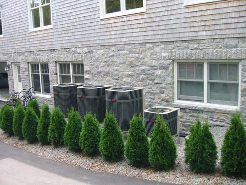 4 Heat Pumps in St. Andrews