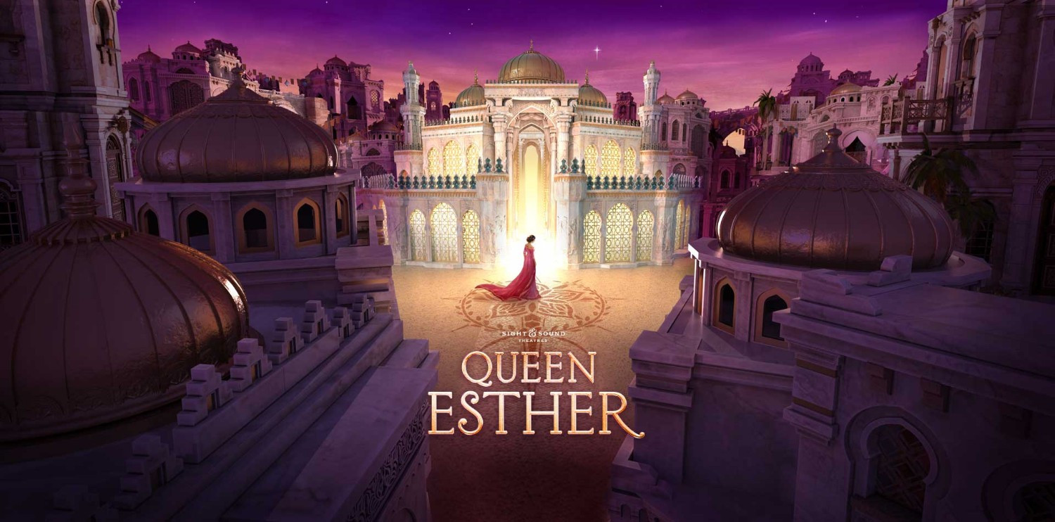 sight-sound Queen Esther