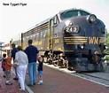new tygart train