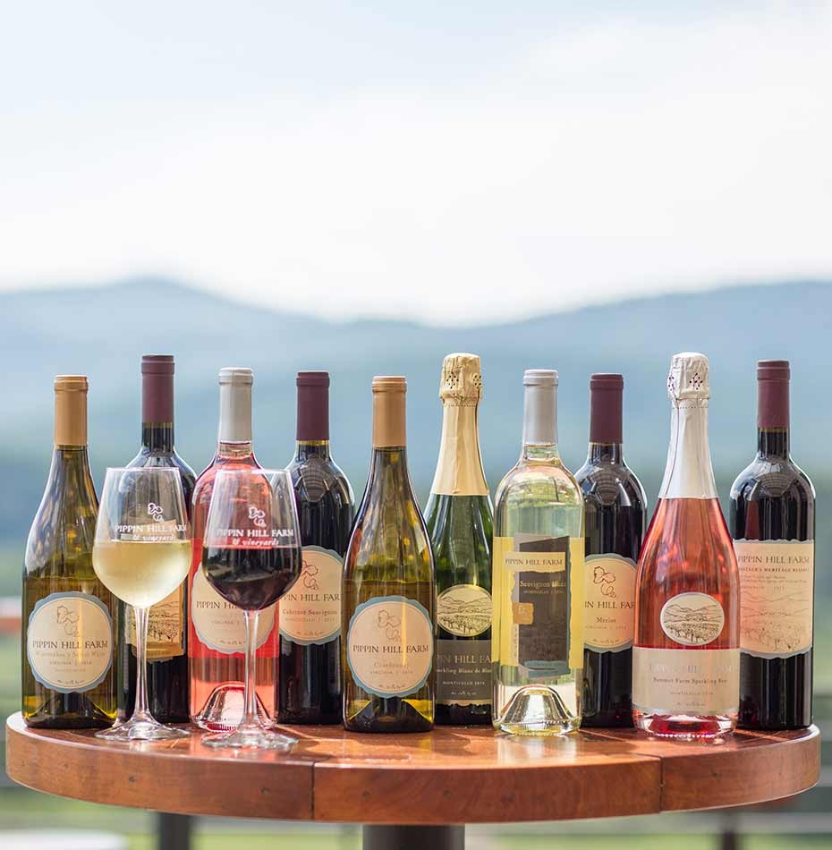 wine pippin hill