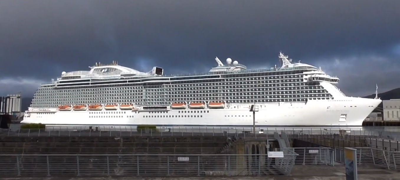 new england regal princess